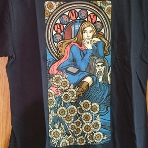 Tops - Amy, the Impossible Girl, Doctor Who Tshirt